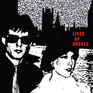Lives of Angels - Elevator to Eden - LP - Dark Entries - DE-032