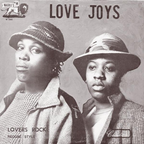 Love Joys - Lovers Rock Reggae Style  - LP - Wackie's - W-2383