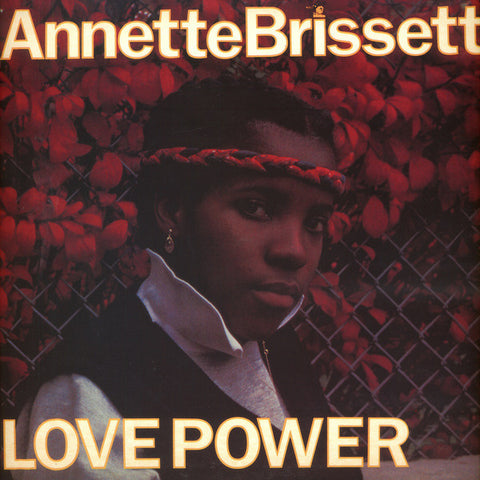 Annette Brissett - Love Power - LP - Wackie's - W-1723