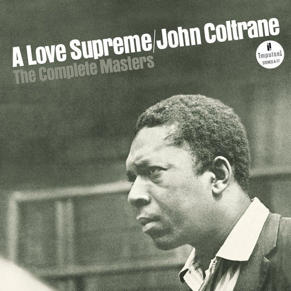 John Coltrane - A Love Supreme: The Complete Masters - 3xLP - Impulse! - A-77