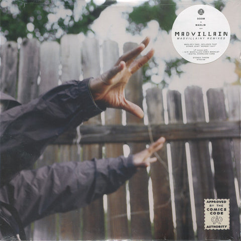 Madvillain - Madvillainy 2: The Madlib Remix - 2xLP - Stones Throw Records - STH2198