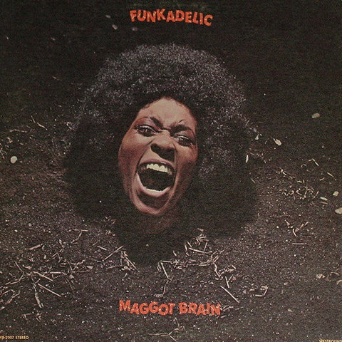 Funkadelic - Maggot Brain - LP - Westbound Records - SEW 002