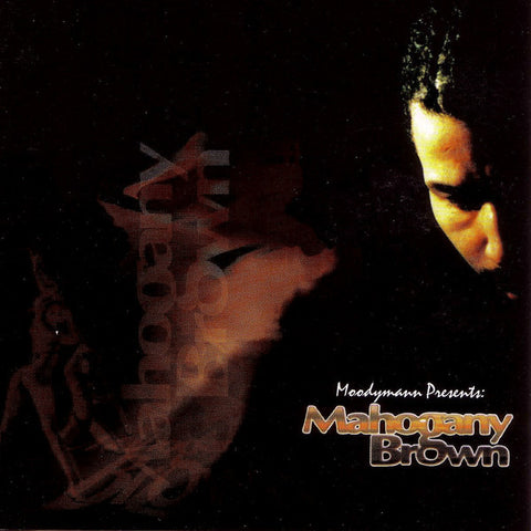 Moodymann - Mahogany Brown - 2xLP - Peacefrog Records - PF074