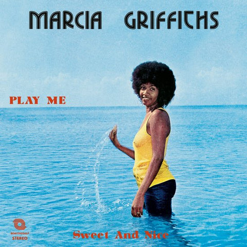 Marcia Griffiths - Sweet & Nice - 2xLP - Be With Records - BEWITH056LP