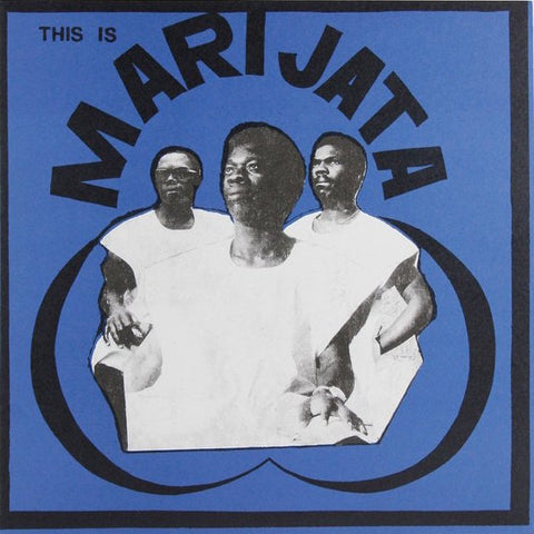 Marijata - This Is Marijata - LP - Mr Bongo - MRBLP150