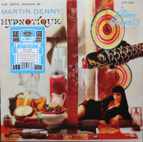 Martin Denny - Hypnotique - LP - Jackpot Records - JPR 066