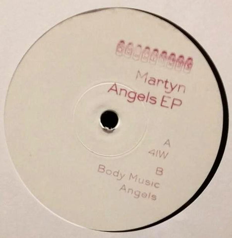 "Martyn - Angels EP - 12"" - Dolly Dubs - Dollydubs6"