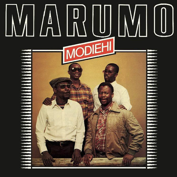 Marumo - Modiehi - LP - Mr Bongo - MRBLP219
