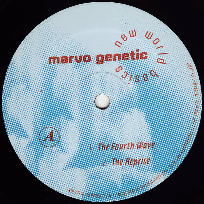 "Marvo Genetic - New World Basics - 12"" - Marvo Genetic - M-Gen01"