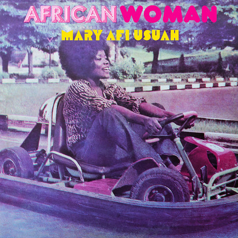 Mary Afi Usuah - African Woman - LP - PMG - PMG014LP