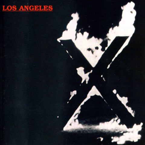 X - Los Angeles - LP - Fat Possum Records - FP-1695-1