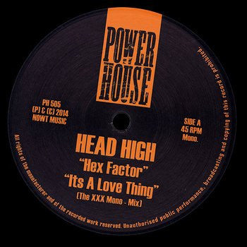 "Head High - Megatrap - 2x12"" - Power House - PH 505"