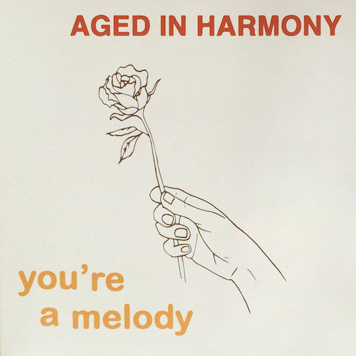 "Aged in Harmony - You're A Melody - 3x7"" - Melodies International Ltd. - MEL002, MEL003, MEL004"