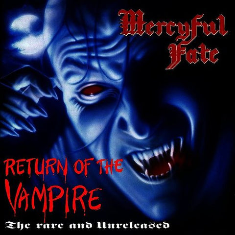 Mercyful Fate - Return Of The Vampire - LP - Metal Blade Records - 3984-15702-1