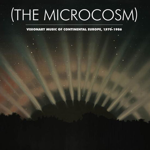 VA - The Microcosm: Visionary Music of Continental Europe, 1970-1986 - 3xLP - Light in the Attic - LITA 143