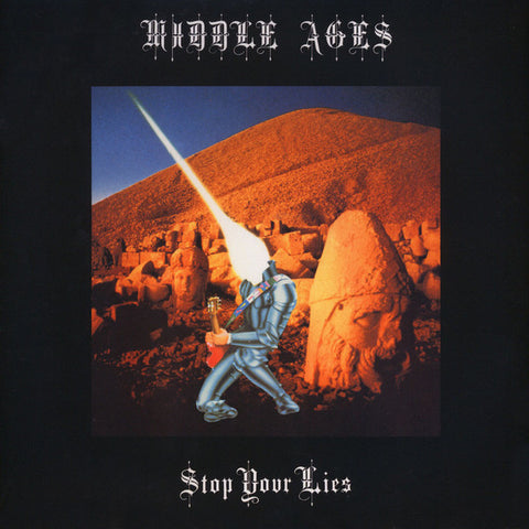 "Middle Ages - Stop Your Lies - 12"" - Best Record Italy - BST-x011"
