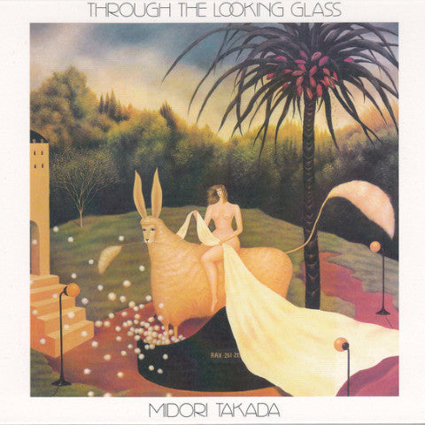 Midori Takada - Through The Looking Glass - CD - We Release Whatever The Fuck We Want Records - WRWTFWW019CD