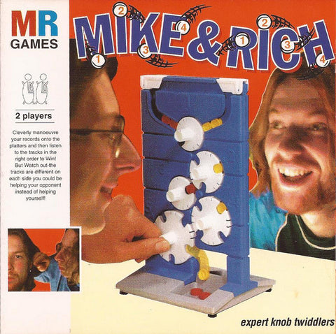 Mike & Rich - Expert Knob Twiddlers - 3xLP - Planet Mu - LP-ZIQ-369
