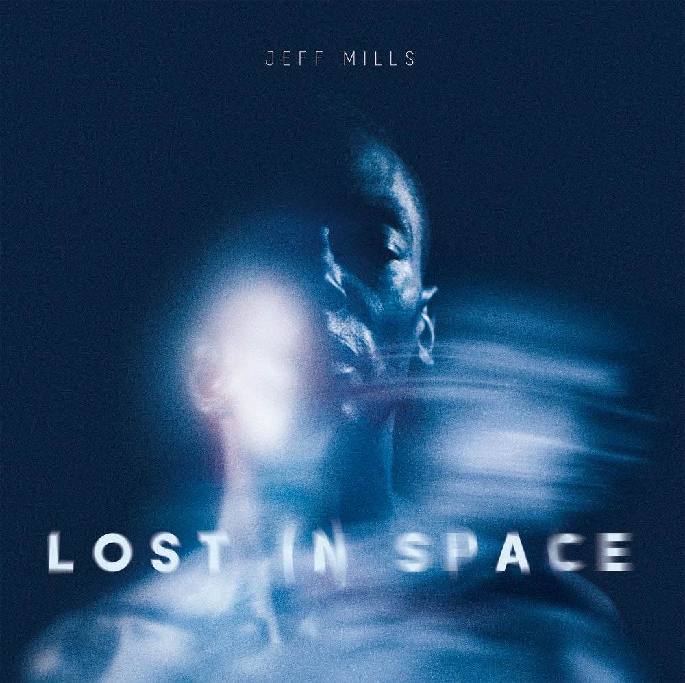 "Jeff Mills - Lost In Space - 12"" - Axis - AX 075"