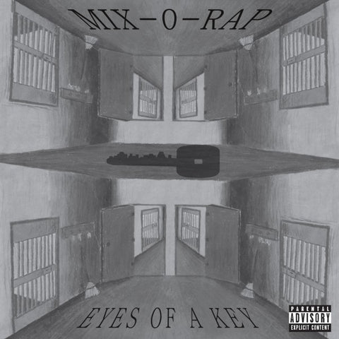 Mix-O-Rap - Eyes of a Key - LP - Peoples Potential Unlimited - DJBLAK2-03