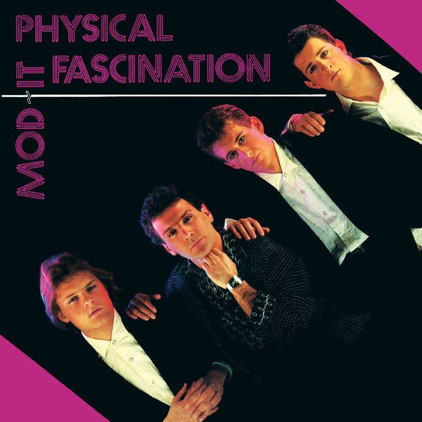 "Mod-It - Physical Fascination - 12"" - Disco Moda - DM12.004"