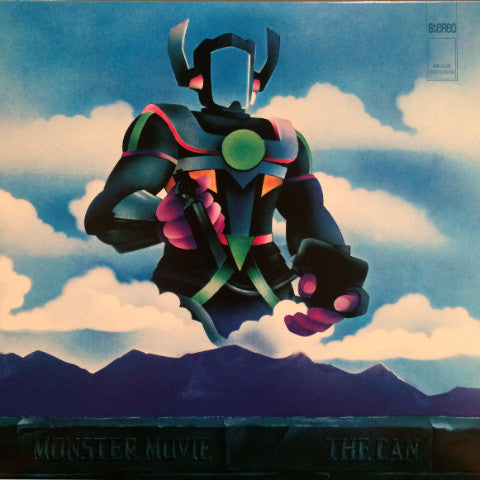 Can - Monster Movie - LP - Spoon Records / Mute - XSPOON4