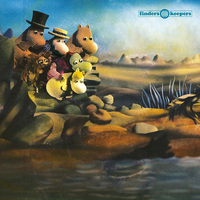 Graeme Miller & Steve Shill - The Moomins - LP - Finders Keepers Records - FKR090LP
