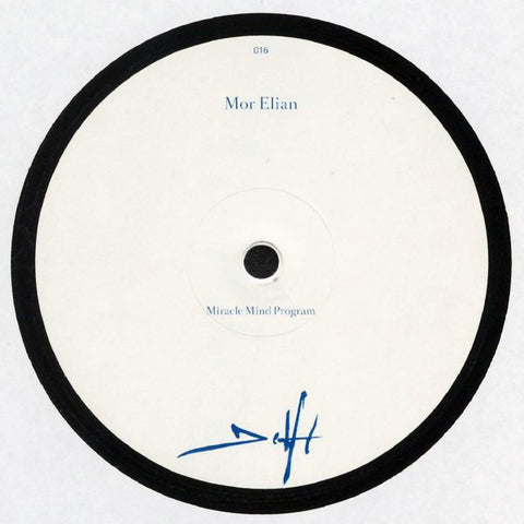 "Mor Elian - Miracle Mind Program - 12"" - Delft 016"
