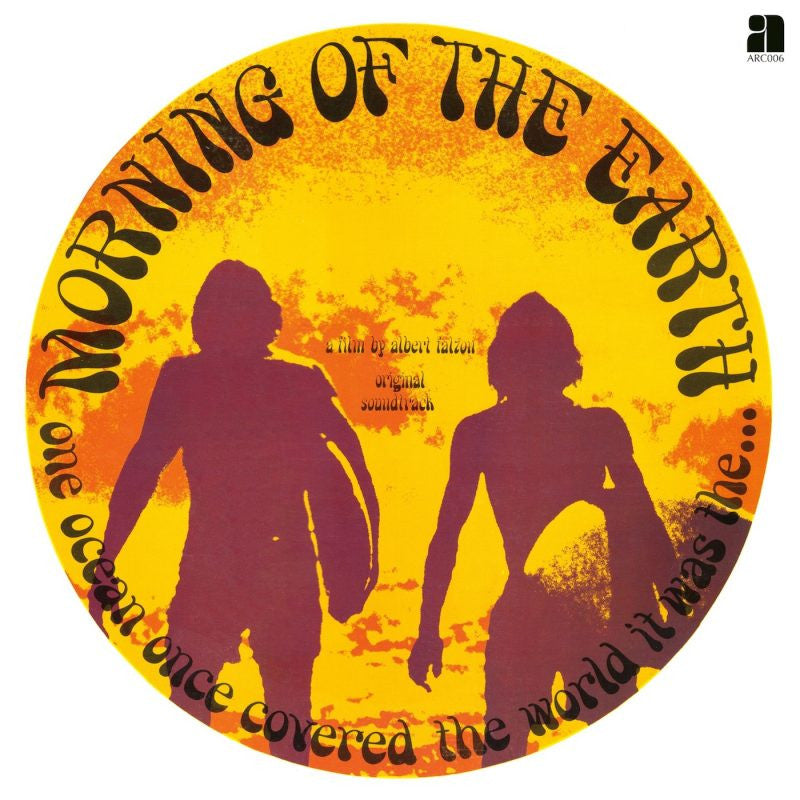 VA - Morning of the Earth - LP - Anthology - ARC006