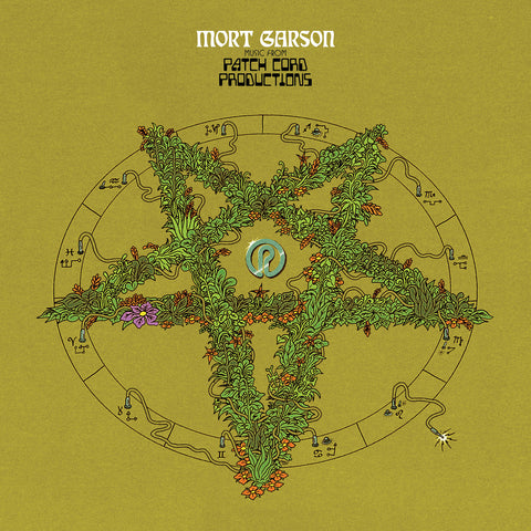 Mort Garson - Music From Patch Cord Productions - LP - Sacred Bones Records - SBR3032