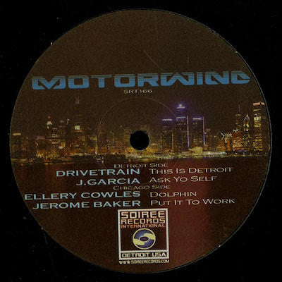 "VA - Motorwind - 12"" - Soiree Records International - SRT 166"