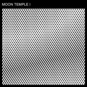 "Moon Temple - Moon Temple I - 12"" - W.T. Records - WT 24"