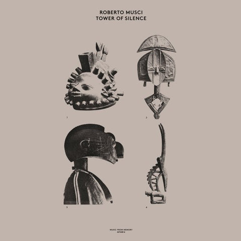 Roberto Musci - Tower of Silence - 2xLP - Music From Memory - MFM014 - PREORDER