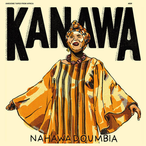 Nahawa Doumbia - Kanawa - LP - Awesome Tapes From Africa ‎- ATFA039