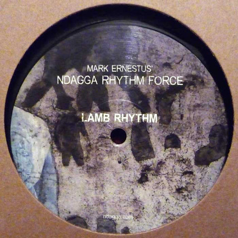 "Mark Ernestus' Ndagga Rhythm Force - Lamb Ji - 12"" - Ndagga - ND-22"