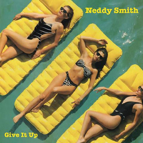 "Neddy Smith - Give It Up - 12"" - Best Record Italy - BST-X020"