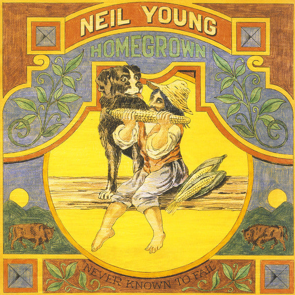 Neil Young - Homegrown - LP - Reprise Records - 093624893639