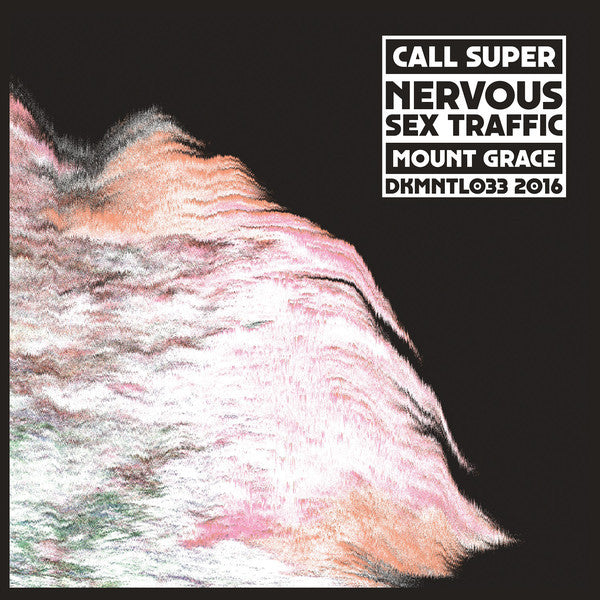 "Call Super - Nervous Sex Traffic - 12"" - Dekmantel - DKMNTL033"