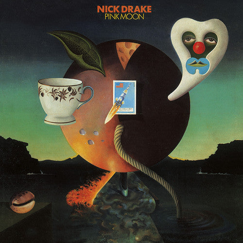 Nick Drake - Pink Moon - LP - Island Records ‎- 1745697