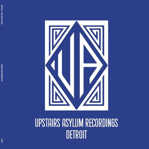 "Norm Talley - Tracks From The Asylum 2 - 12"" - Upstairs Asylum Recordings ‎- UAR 003"