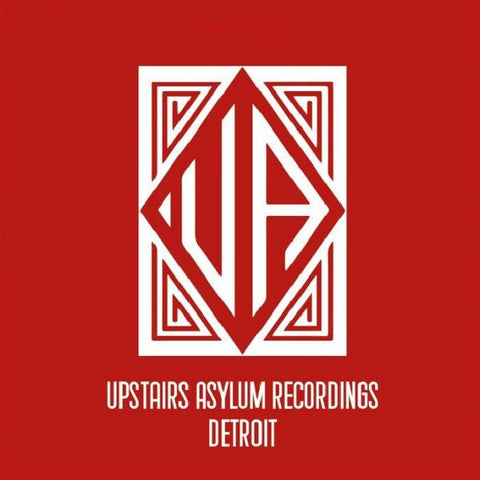 "Norm Talley - Tracks From The Asylum - 12"" - Upstairs Asylum Recordings ‎- UAR 002"