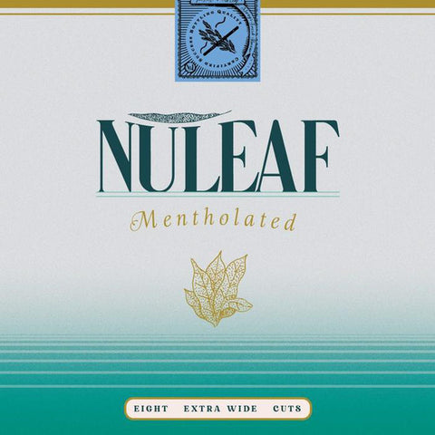 VA - NuLeaf - LP - Numero Group ‎- NUM107