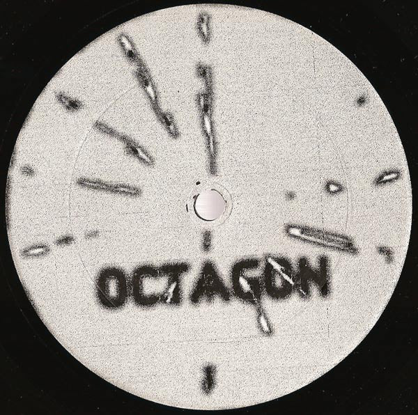 "Basic Channel - Octagon / Octaedre - 12"" - Basic Channel - BC 07"