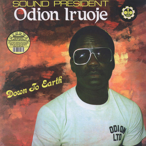 Odion Iruoje - Down To Earth - LP - Soundway - SNDWLP086
