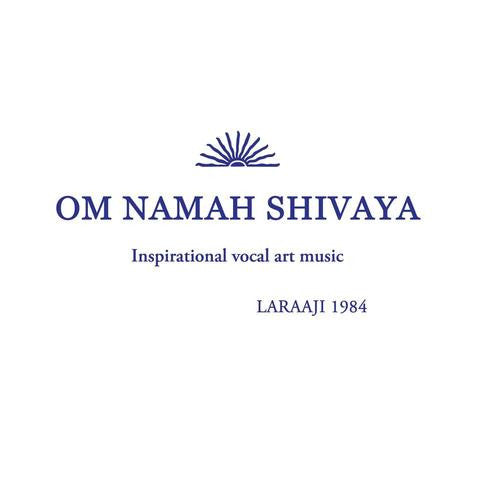 Laraaji - Om Namah Shivaya - LP - Leaving Records - LR100