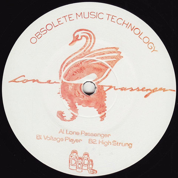 "Obsolete Music Technology - Lone Passenger - 12"" - Dolly 024"