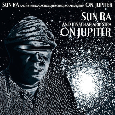 Sun Ra and his Solar Arkestra - On Jupiter - LP - Kindred Spirits - KSAY-4N