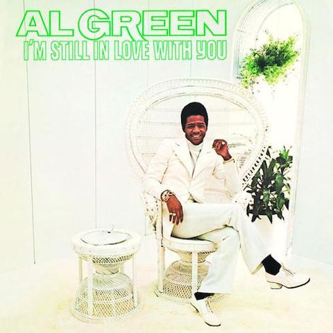 Al Green - I'm Still In Love With You - LP - Fat Possum Records - FPH1136-1