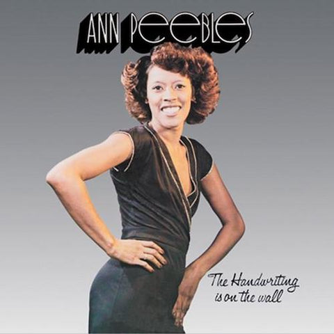 Ann Peebles - The Handwriting is on the Wall - LP - Fat Possum Records - FPH1168-1