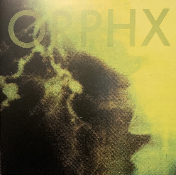 Orphx - Fragmentation - 4xLP - Hospital Productions - HOS-655